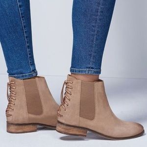 ALDO Boudinot Chelsea Ankle Boots, Lace Up Slip-On